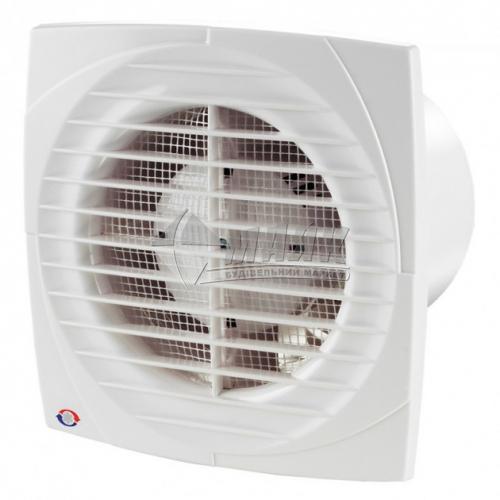 Вентилятор витяжний VENTS 125 Д 150×180 мм