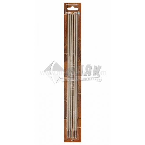 Електроди зварювальні Monolith РЦ 3 мм 5 шт