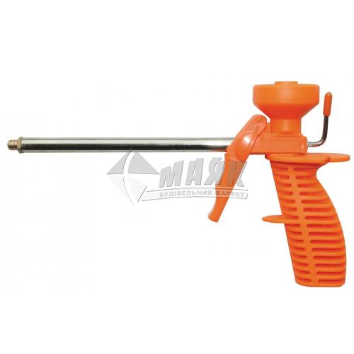 Пістолет для монтажної піни Grad 160 мм пластиковий