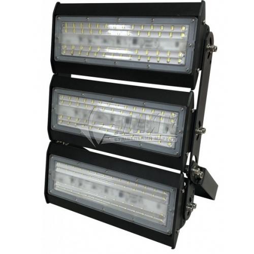 Прожектор світлодіодний секційний Luxel LX-150C 150Вт 6500°К чорний