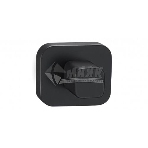 Фіксатор квадратний MVM WC T16 Black чорний