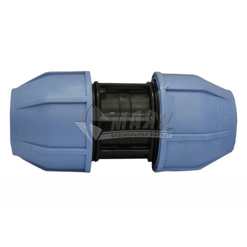 Муфта для водопровідної труби VS Plast 50 мм