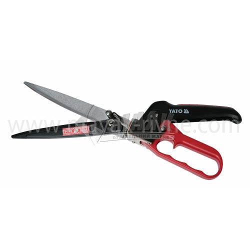 Ножиці для трави YATO YT-8852 310 мм 8 позицій 360°