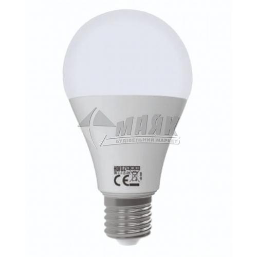 Лампа світлодіодна класична (груша) HOROZ PREMIER-18 18Вт Е27 А60 4200°К