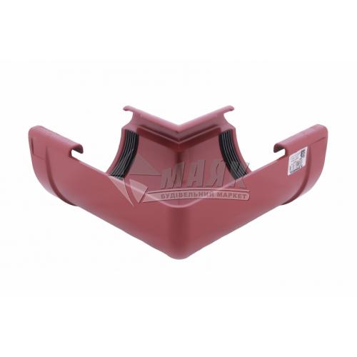 Кут внутрішній пластиковий W Profil 90° 130/100 червоний
