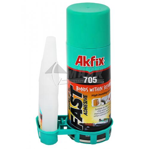 Клей універсальний Akfix 705 з активатором 400 мл+100 мл