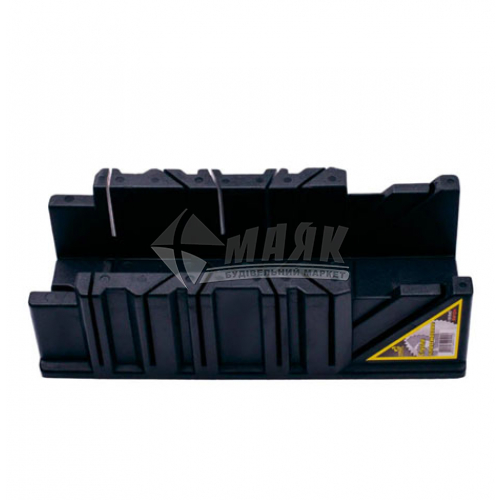 """Стусло для ножівки VIROK 4,5"""" 22,5°-45°-90° 320×120×75 мм пластикове"""