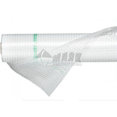 Паробар'єр армований JUTA Н90 90 г/кв.м 1,5 м 50 пог.м (75 кв.м) білий