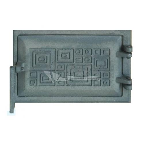 Дверцята піддувні Булат Модерн 265×165 мм 3,5 кг