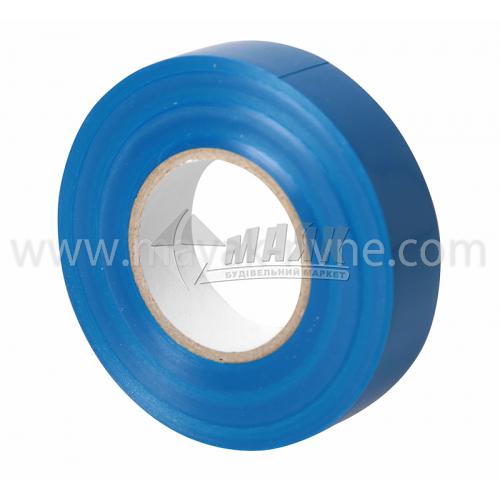 Стрічка ізоляційна IEK ПВХ 19 мм х 20 м синя