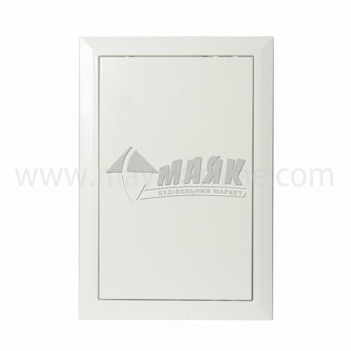 Дверцята ревізійні прямокутні ДОМОВЕНТ Л 200×300 мм