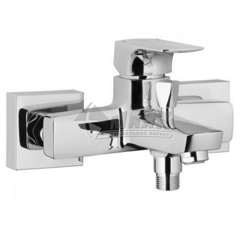 Змішувач для ванни Armatura Mokait без душового комплекту одноважільний настінний