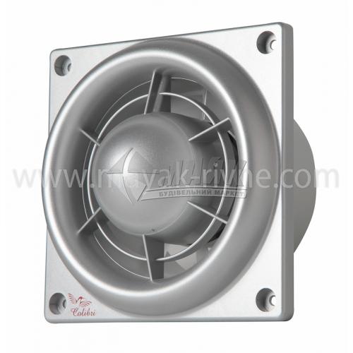 Вентилятор витяжний Колібрі FLIGHT 100 titan 136×136 мм