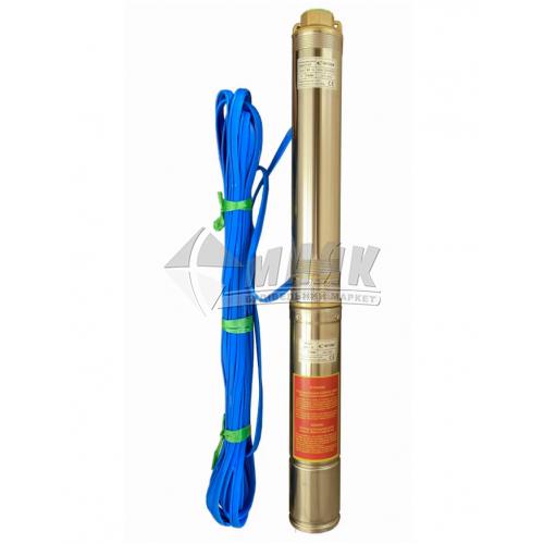 Насос глибинний вихровий Optima 4SDm 100 0,75кВт (пульт та 15 м кабелю)