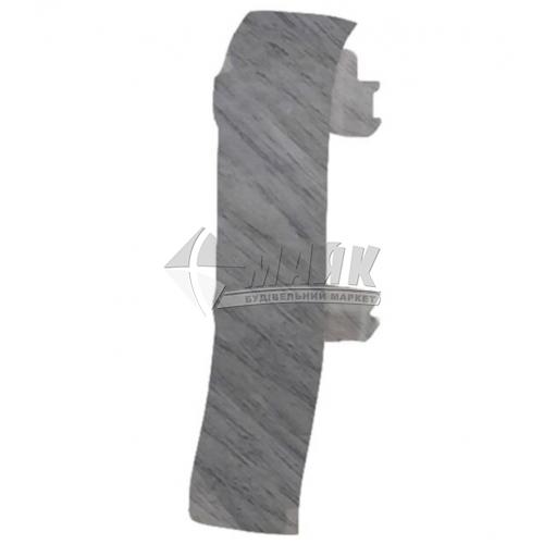 З'єднання до плінтуса-короба TIS ПЛГС-0088 дуб сірий