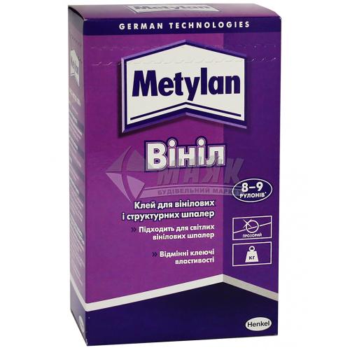 Клей для шпалер Metylan Вініл 300 г прозорий