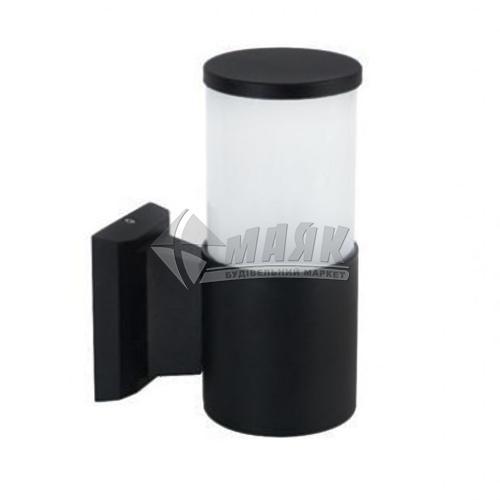 Світильник вуличний HOROZ KAVAK-2 60Вт Е27 IP44 настінний чорний
