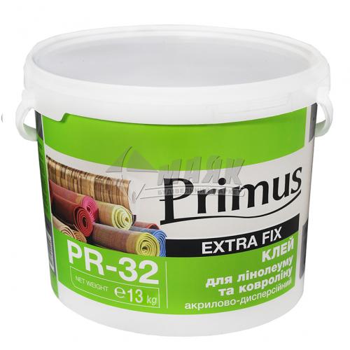 Клей для лінолеуму та ковроліну Primus акриловий 13 кг