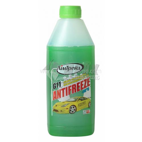 Антифриз ХімТрейд -35°C 1,035 кг зелений