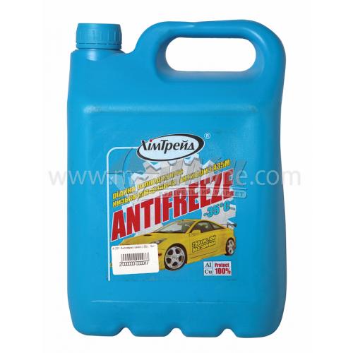 Антифриз ХімТрейд -35°C 4,92 кг синій