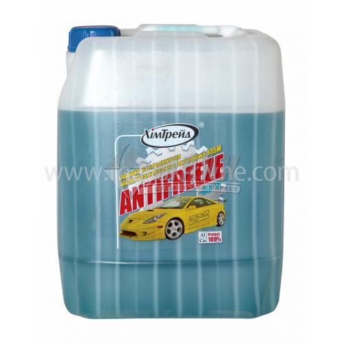 Антифриз ХімТрейд -35°C 10,7 кг синій