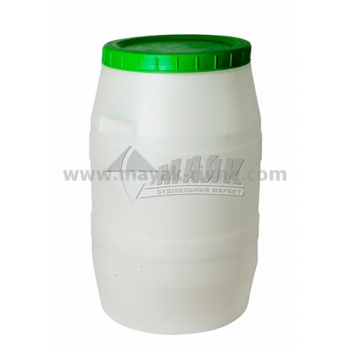 Бочка харчова пластикова 50 л