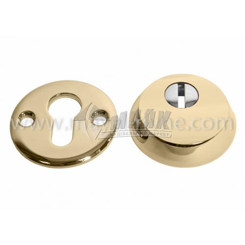 Броненакладка на циліндр Apecs Protector Basic-G золото