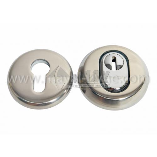 Броненакладка на циліндр Apecs Protector Special-CR хром