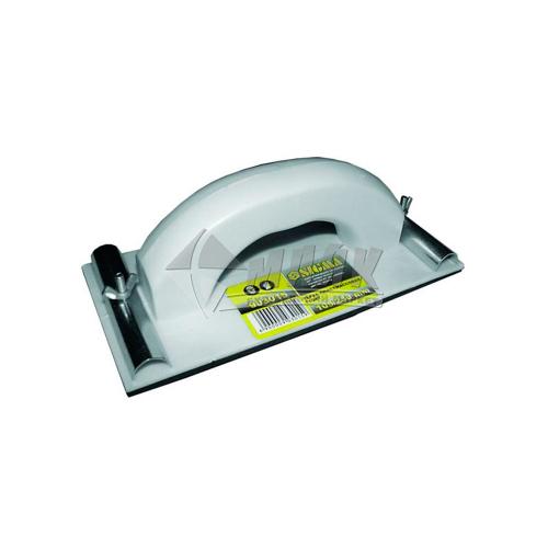 Тертка для шліфування SIGMA 105×230 мм із затискачами