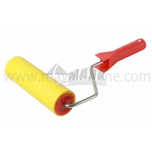 Валик притискний гумовий 180 мм ручка 8 мм