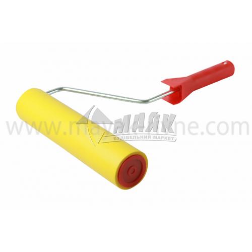 Валик притискний гумовий 250 мм ручка 8 мм