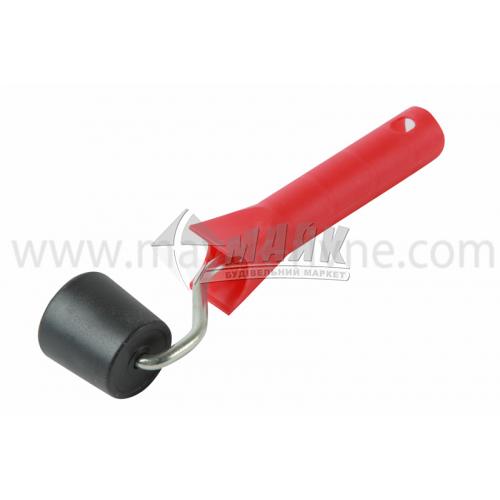 Валик притискний твердий конус Favorit 40 мм з ручкою