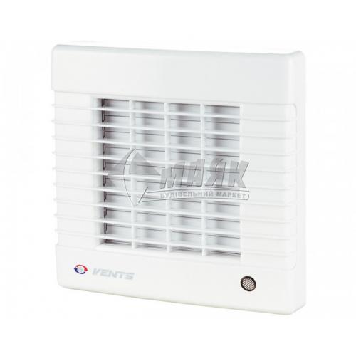Вентилятор витяжний VENTS 100 МА (автоматичні жалюзі) 150×166 мм