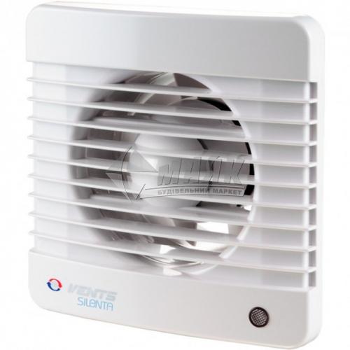 Вентилятор витяжний VENTS 125 М 150×180 мм