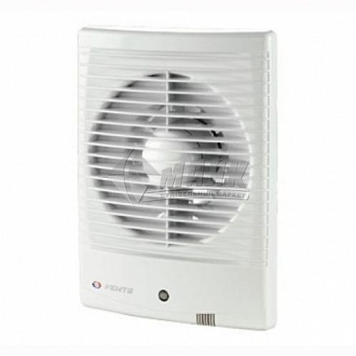Вентилятор витяжний VENTS 125 МЗ 185×256 мм