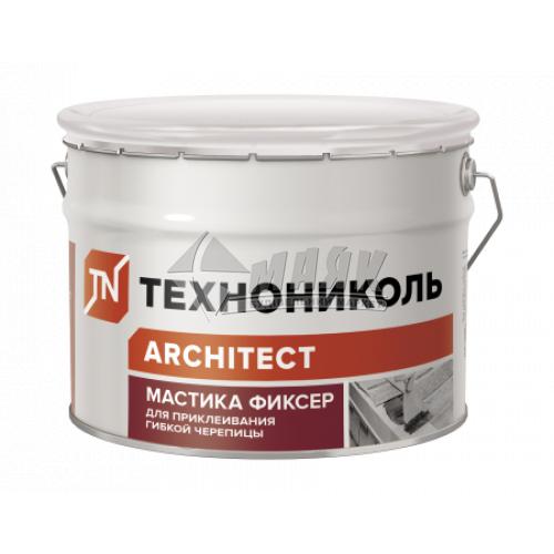Мастика ТЕХНОНІКОЛЬ №23 Фіксер для бітумної черепиці 12 кг