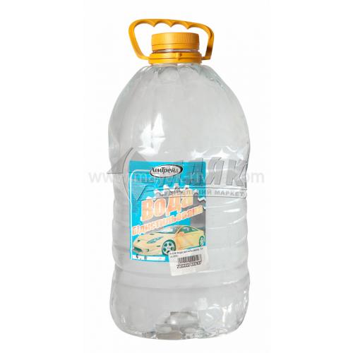 Вода дистильована ХімТрейд 4,87 кг