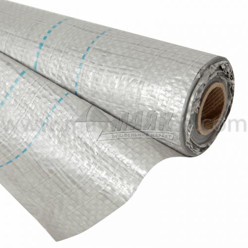 Гідробар'єр 90 г/кв.м 1,5 м 50 пог.м (75 кв.м) сірий