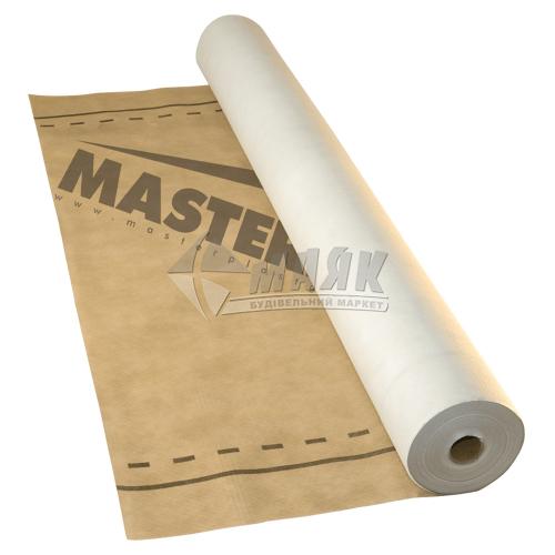 Гідробар'єр MasterMax 3 Classic Супердифузійна мембрана 135 г/кв.м 1,5 м 50 пог.м (75 кв.м) бежевий