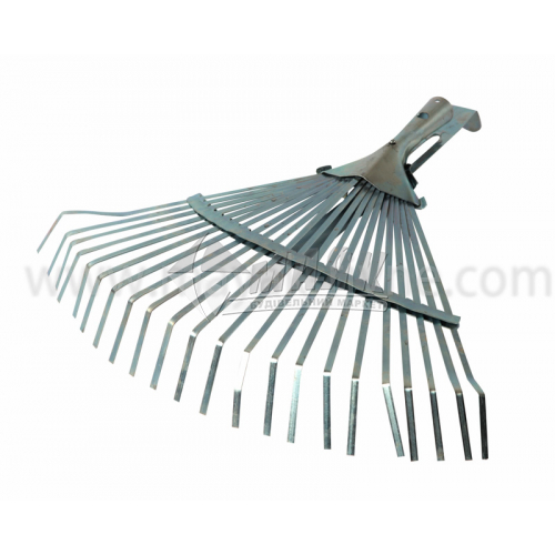 Граблі віялові металеві розсувні 270-460 мм