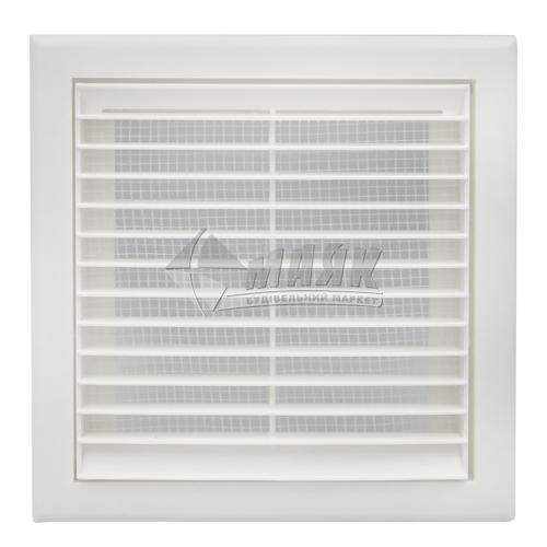 Решітка вентиляційна квадратна VENTS МВ 101 с 154×154 мм