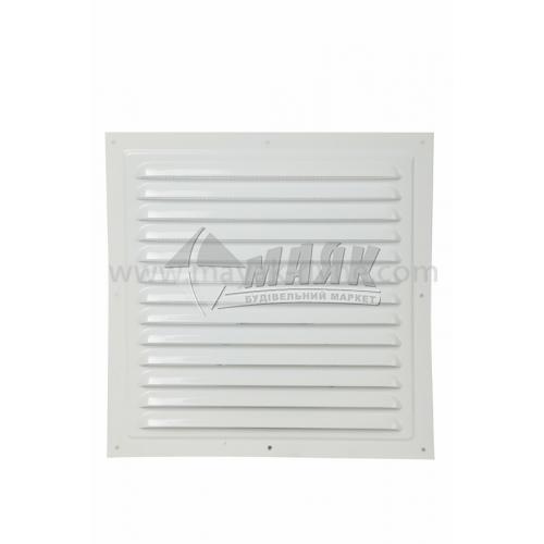 Решітка вентиляційна металева квадратна VENTS МВМ 250 С 250×250 мм