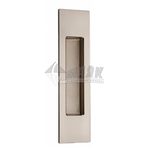 Ручка для розсувних дверей MVM SDH-2-SN/CP нікель матовий/хром полірований