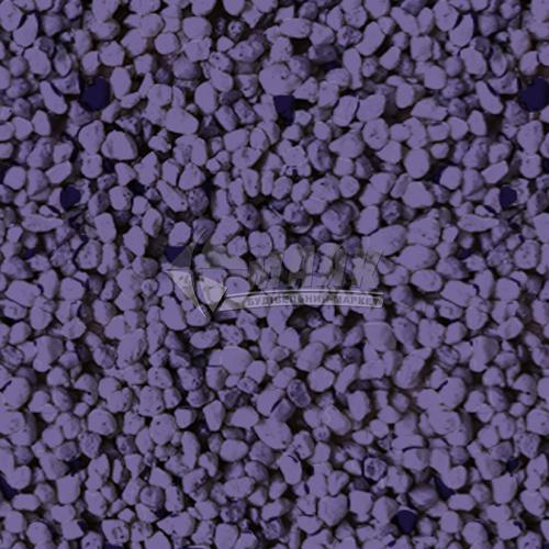 Наповнювач до мозаїки Siltek Decor Mosaic №01 зерно 1,2-1,6 мм 4,2 кг фіолетовий