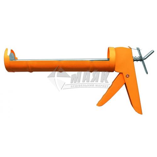 Пістолет для герметика напівзакритий Grad 225 мм