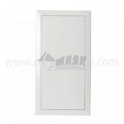 Дверцята ревізійні прямокутні ДОМОВЕНТ Л 200×400 мм