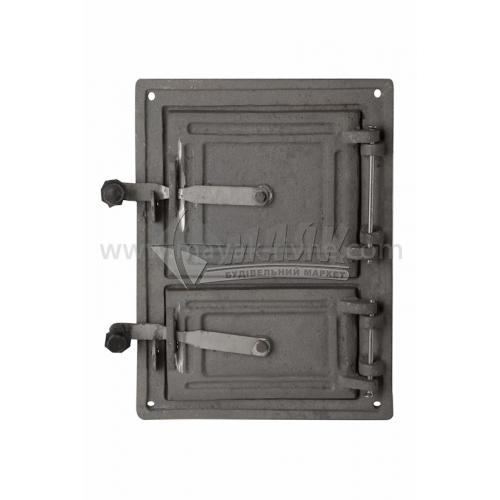 Дверцята для плити 325×250 мм 6,53 кг