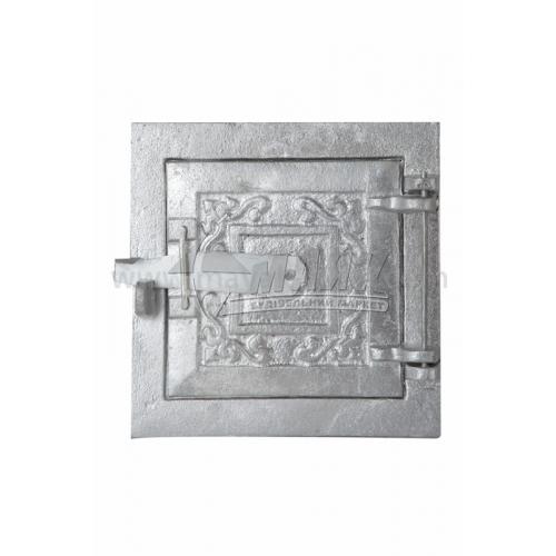 Дверцята прочисні алюмінієві 165×165 мм 0,39 кг