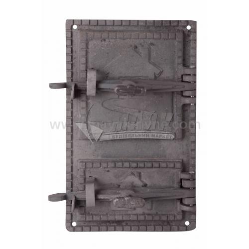 Дверцята спарені ДС-1 250×410 мм 7,95 кг