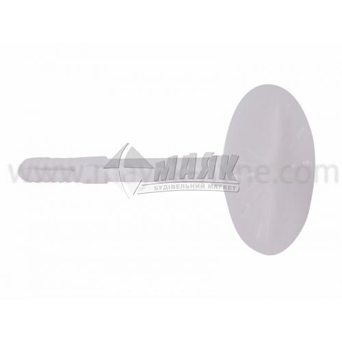 Дюбель для теплоізоляції Koelner пластиковий цвях 10×140 мм 250 шт